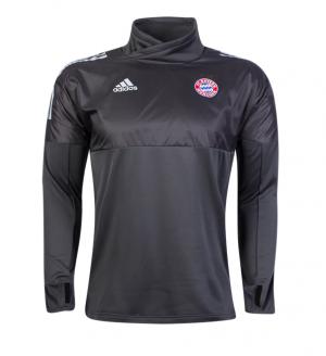 Camiseta nueva Bayern Munich Mangas largas Entrenamiento 2017/2018
