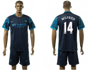 Camiseta nueva Manchester City 14# Away