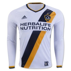 Camiseta nueva del Los Angeles Galaxy 2015/2016 Manga Larga