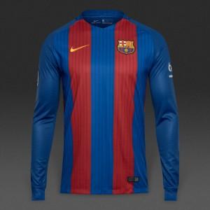 Camiseta nueva del Barcelona 2016/2017 Equipacion Primera