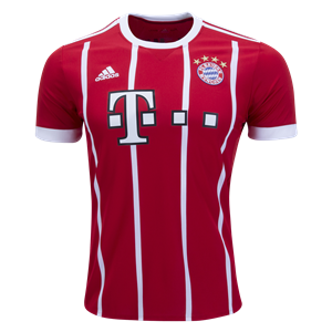 Camiseta de Bayern Munich 2017/2018 Home