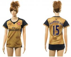 Camiseta Arsenal 15# Away