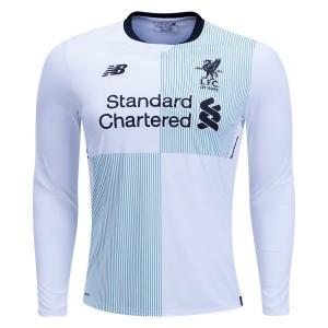Camiseta Liverpool Away Long Sleeve 2017/2018