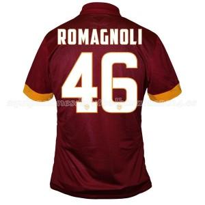 Camiseta nueva AS Roma Romagnoli Equipacion Primera 2014/2015