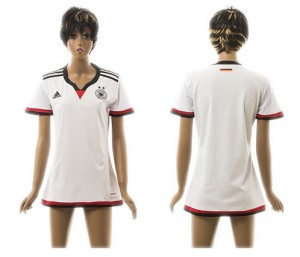 Mujer Camiseta del Alemania 2015/2016
