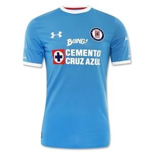 Camiseta nueva del Cruz Azul 2016-2017