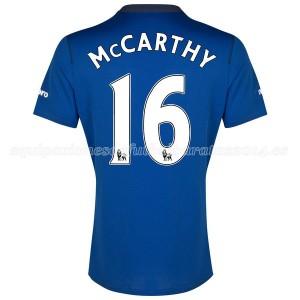 Camiseta Everton McCarthy 1a 2014-2015