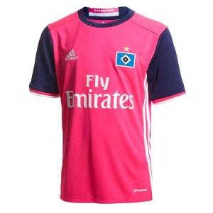 Camiseta del Hamburger SV Segunda Equipacion 2016/2017