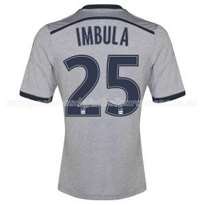 Camiseta nueva Marseille Imbula Segunda 2014/2015