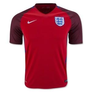 Camiseta Inglaterra 2016/2017