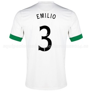 Camiseta nueva del Celtic 2014/2015 Equipacion Emilio Tercera
