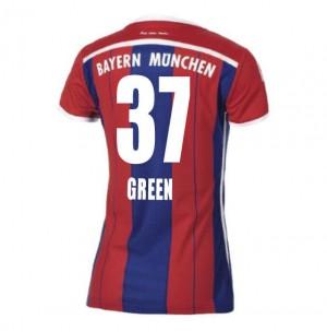 Camiseta nueva Barcelona Mascherano Equipacion Tercera 2013/2014