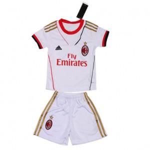 Camiseta nueva AC Milan Nino Equipacion Segunda 2013/2014