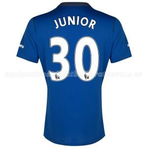 Camiseta Everton Junior 1a 2014-2015