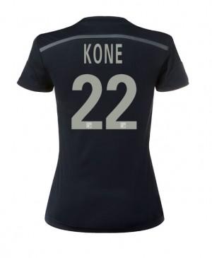 Camiseta de Marseille 2014/2015 Segunda Imbula