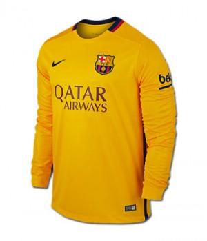 Camiseta del Barcelona Segunda Equipacion 2015/2016