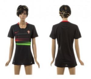 Camiseta Portugal 2015/2016 Mujer