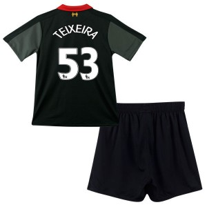 Camiseta nueva Everton Alcaraz 3a 2014-2015