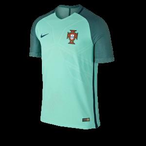Camiseta nueva Portugal Hombre Vapor Match Away 2016