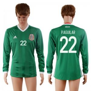Camiseta del 22# Mexico 2016-2017