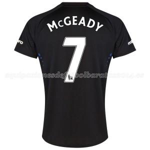 Camiseta del McGeady Everton 2a 2014-2015