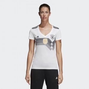 Camiseta nueva del GERMANY 2018 Mujer Home
