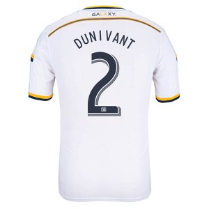 Camiseta del Dunivant Los Angeles Galaxy Primera 13/14