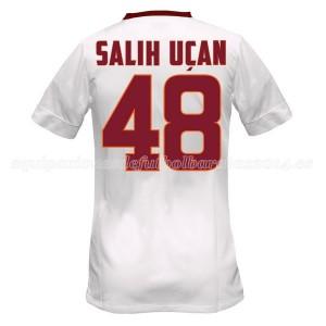 Camiseta de AS Roma 2014/2015 Segunda Salihucan Equipacion