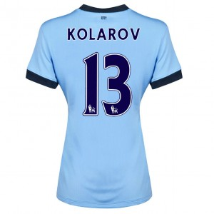 Camiseta nueva Manchester City Fernandinho Primera 2013/2014