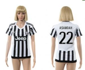 Camiseta nueva del Juventus 2015/2016 22 Mujer