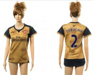 Camiseta de Arsenal Away 2#