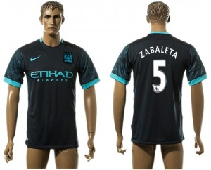 Camiseta nueva del Manchester City 5# aaa version Away