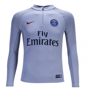 Camiseta nueva del Paris Saint Germain Manga Larga Entrenamiento
