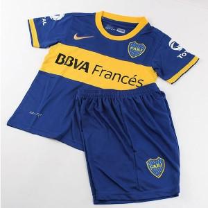 Nino Camiseta del Boca Juniors Primera Equipacion 2014