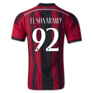Camiseta de AC Milan 2014/2015 Primera El.Shaarawy Equipacion
