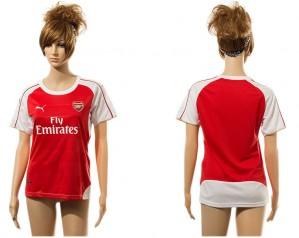 Camiseta nueva Arsenal Mujer aaa version Home