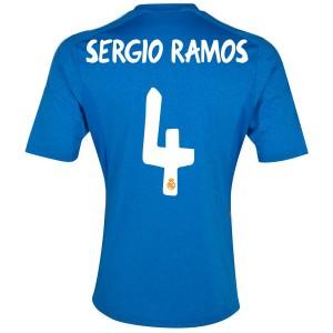 Camiseta nueva del Real Madrid 2013/2014 Sergio Ramos Segunda