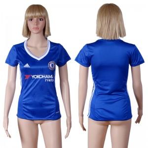 Camiseta nueva Chelsea Mujer 2016/2017