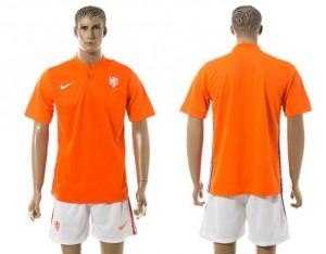 Camiseta nueva del Holanda