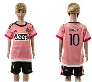 Camiseta de Juventus 2015/2016 10 Ninos
