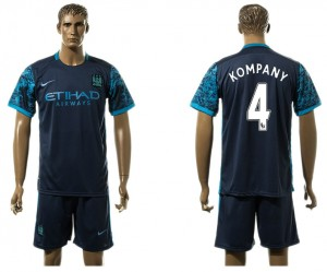 Camiseta Manchester City 4# Away