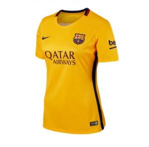 Camiseta nueva Barcelona Mujer Equipacion Segunda 2015/2016