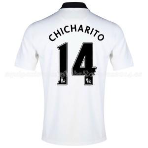 Camiseta del Chicharito Manchester United Segunda 2014/2015