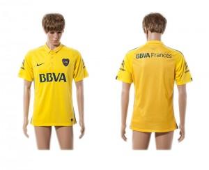 Camiseta del Boca Tercera Equipacion 2015/2016