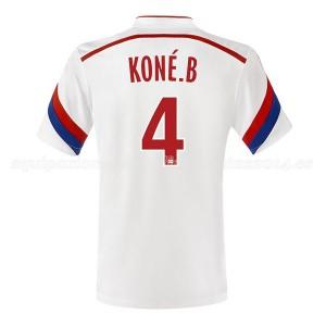 Camiseta Lyon Kone Primera 2014/2015