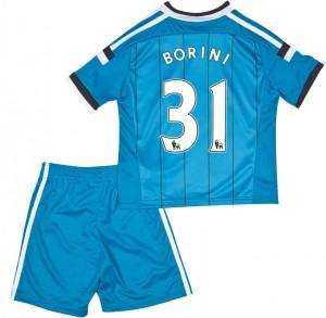 Camiseta nueva del Borussia Dortmund 2013/2014 Kirch Segunda
