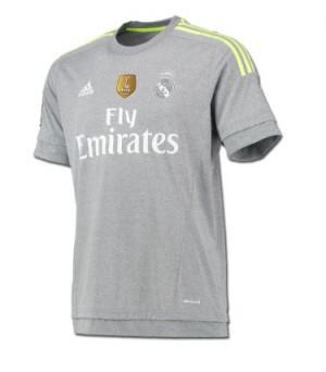 Camiseta de Real Madrid 2015-2016 Visitante