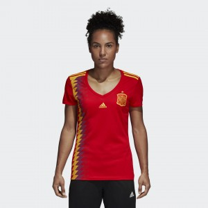 Camiseta SPAIN Home 2018 Mujer