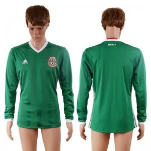 Camiseta nueva del Mexico 2016-2017