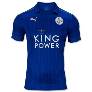 Camiseta nueva Leicester City Equipacion Primera 2016/2017